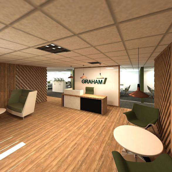 Graham Office, Livingston
