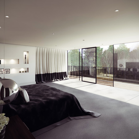 Private House, Gleneagles