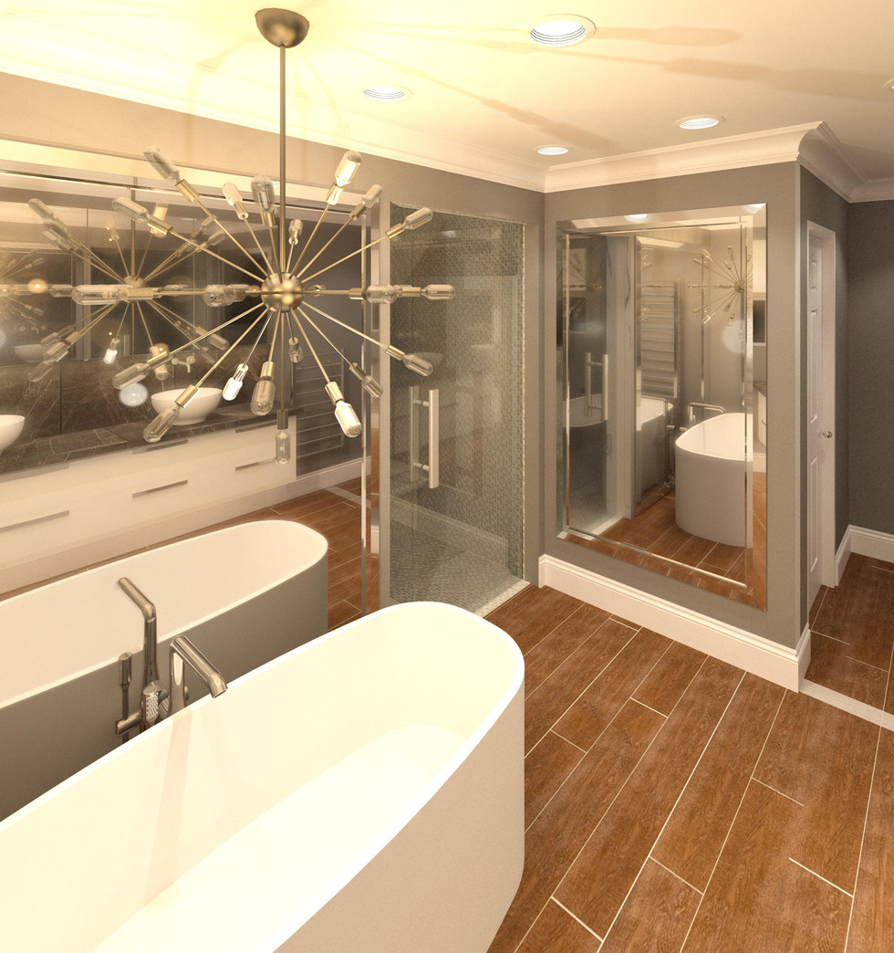 Vanity to Steam Room View.jpg