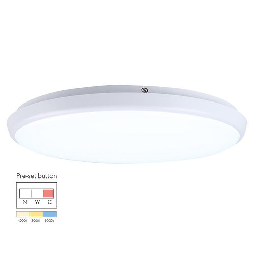 LIGHTUP LED Ceiling Mounted Light Round