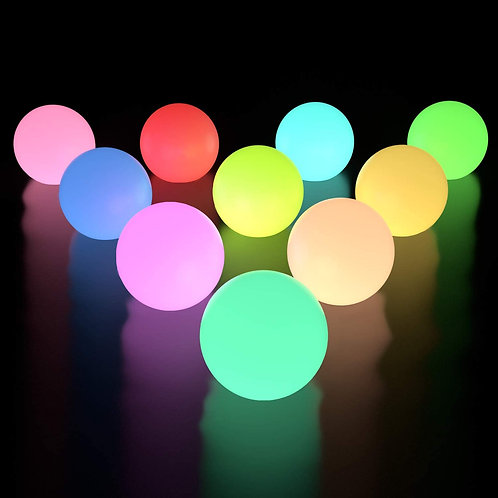 LIGHTUP LED RGB BALL