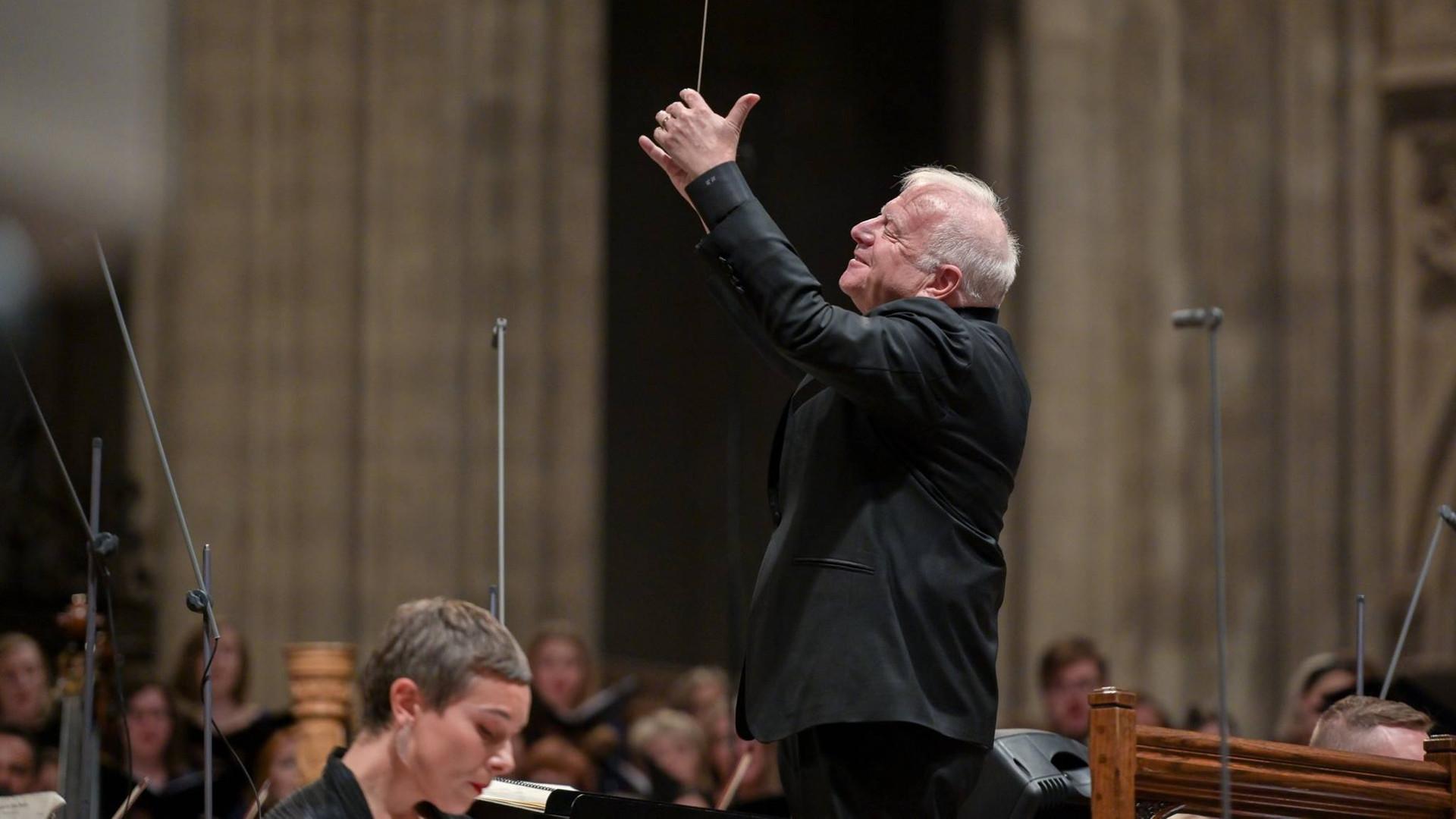 Leonard Slatkin Kastalsky Requiem