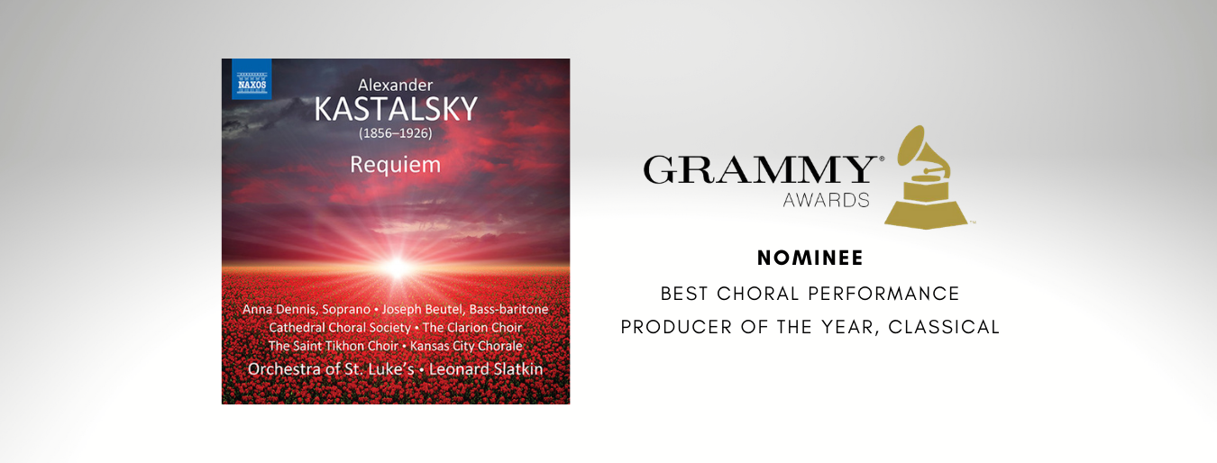 Kastalsky Requiem Grammy Nominated