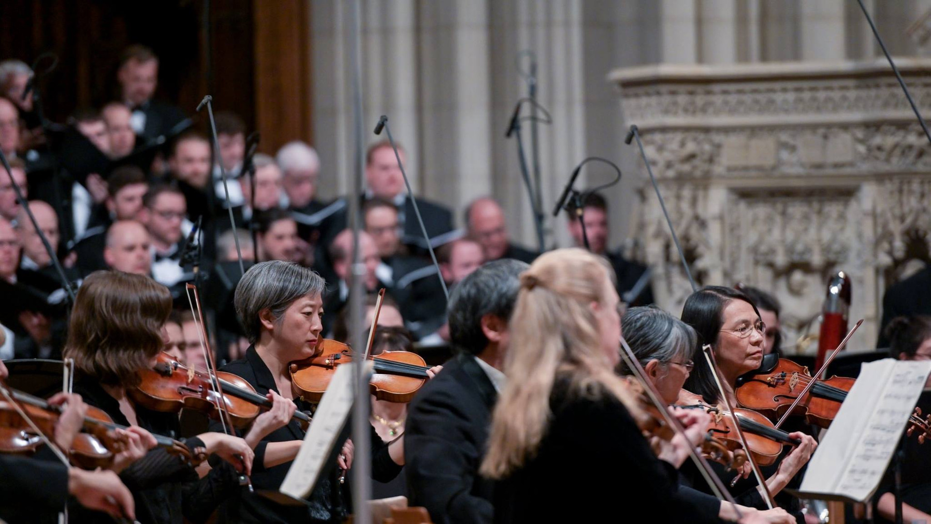 Orchestra of St. Luke's Kastalsky Requiem