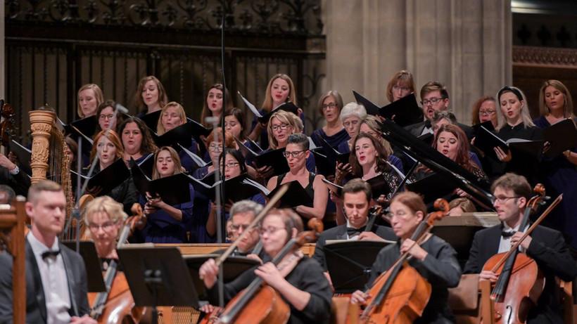Katherine Crawford, Julia Scozzafava, and Jennifer Weiman Kastalsky Requiem