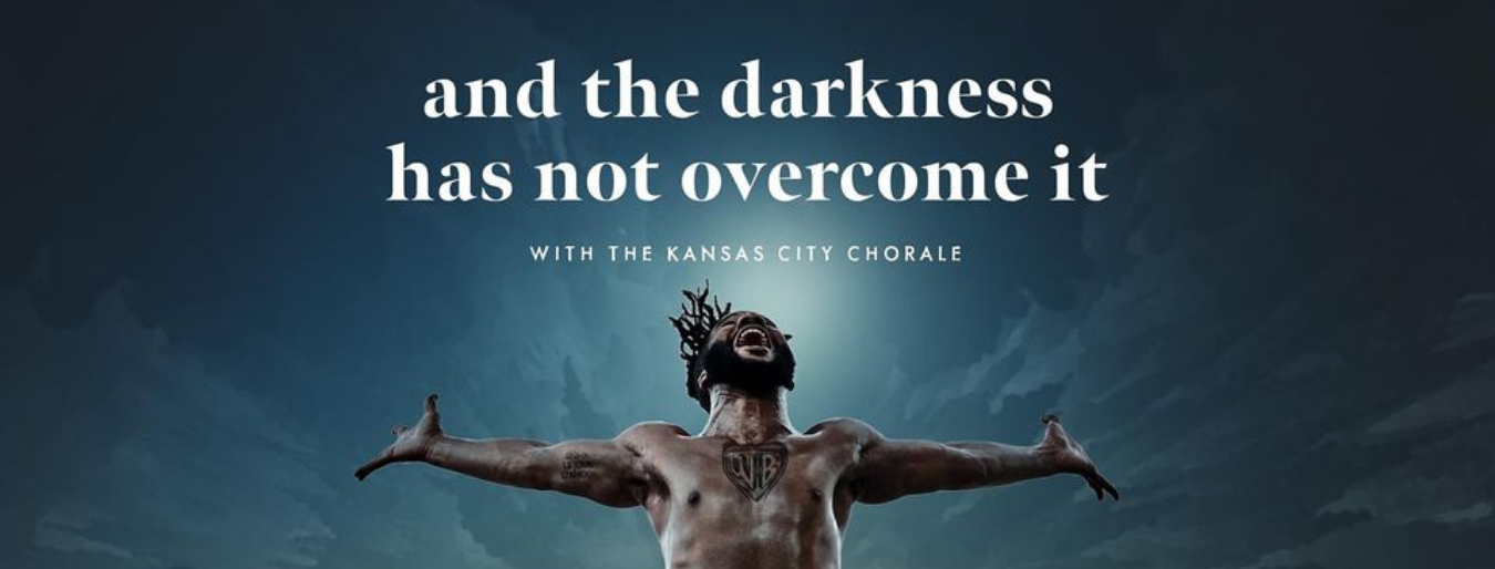and the darkness has not overcome it