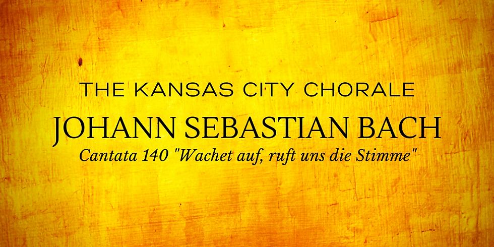 Johann Sebastian Bach Cantata 140