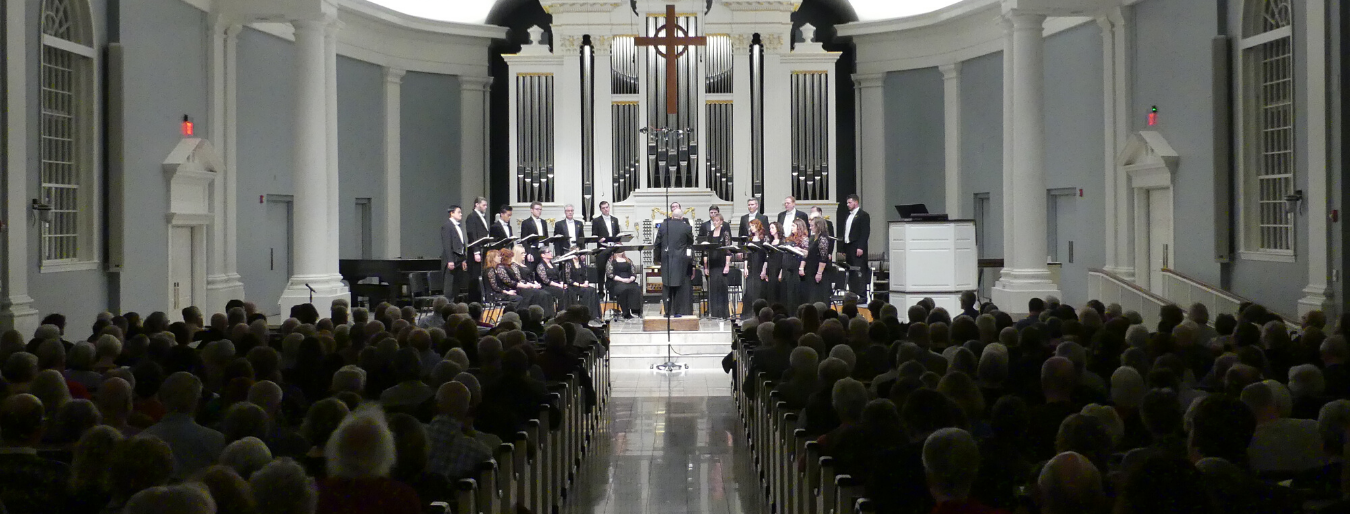 The Kansas City Chorale performs Faure's Requiem at Village Presbyterian Church