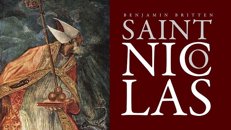 Benjamin Britten: Saint Nicolas