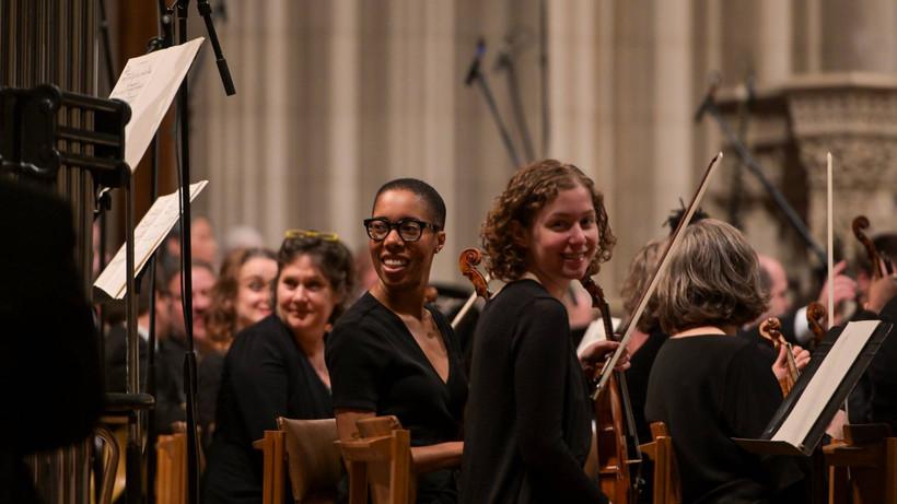 Orchestra of St. Luke's Kastalsky Requiem