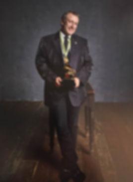 Charles Bruffy Grammy Award winning choir conductor