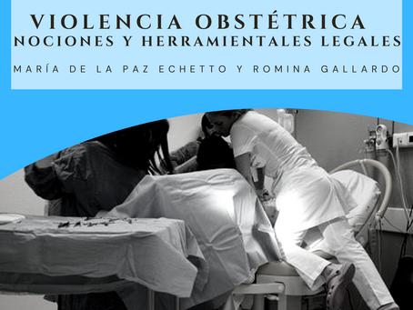 VIOLENCIA OBSTÉTRICA EN URUGUAY: NOCIONES Y HERRAMIENTAS LEGALES