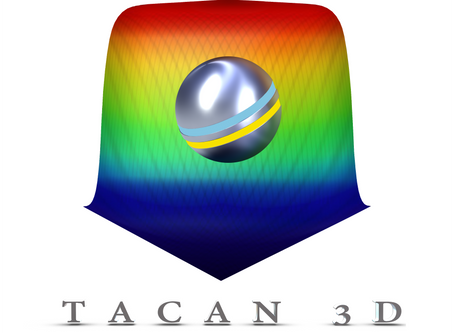 How to use TACAN 3D. The First Surface Model Software.