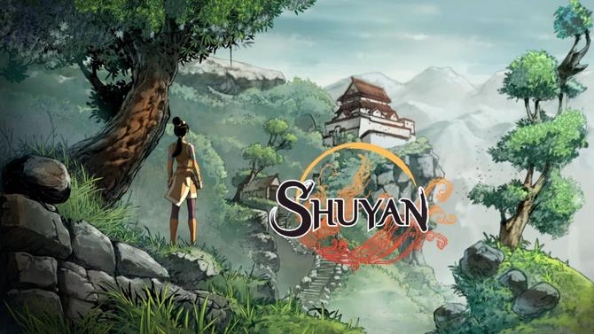 Introducing the Shuyan Saga!
