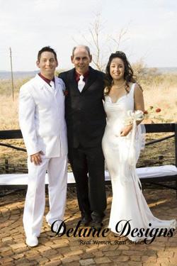 Nina, Groom and Father