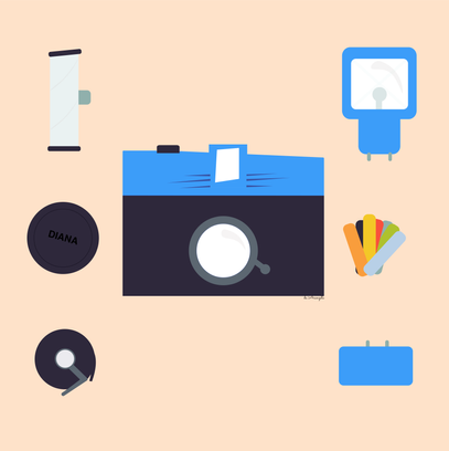 Diana Camera Vector-01.png