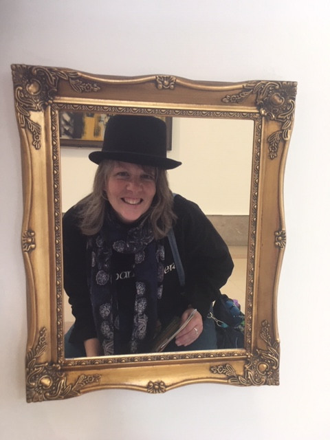 being daft at Southampton city art gallery