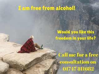Freedom from Boozing!