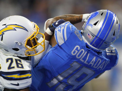 Lions Defuse Chargers: 13-10 victory in home opener