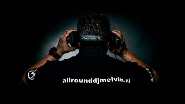 allround dj Melvin