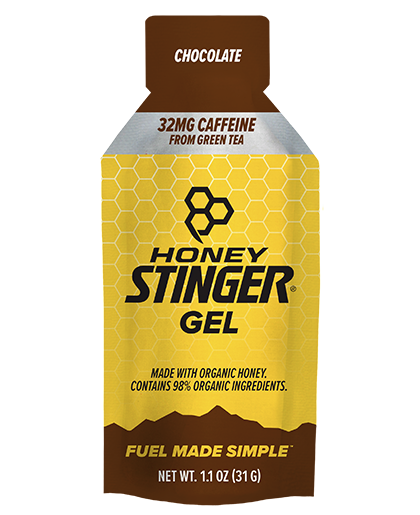 Honey Stinger CAFFEINATED GEL Chocolate