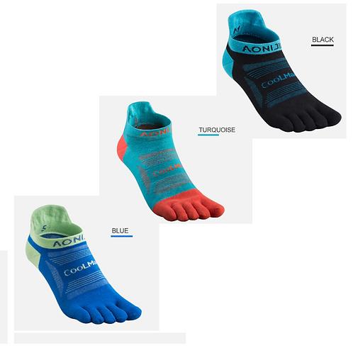 Aonijie  E4801 Low Cut Five Toe Socks