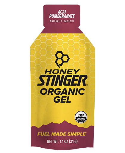 Honey Stinger ENERGY GEL Acai Pomegranate