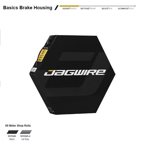 Jagwire Basics Brake Housing (Per Meter)