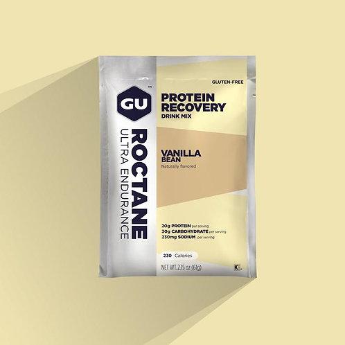 GU VANILLA BEAN Protein Recovery Drink
