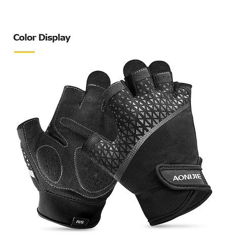 Aonijie M52 Half Finger Gloves
