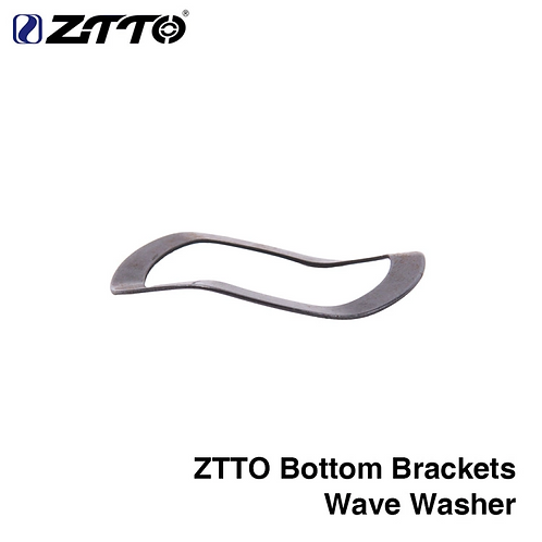 ZTTO GXP Adapter Wave Washer