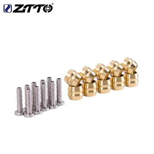 ZTTO  Hydraulic Brake Hose Connector