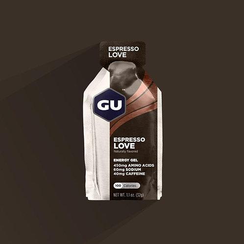 GU ESPRESSO LOVE Energy Gels