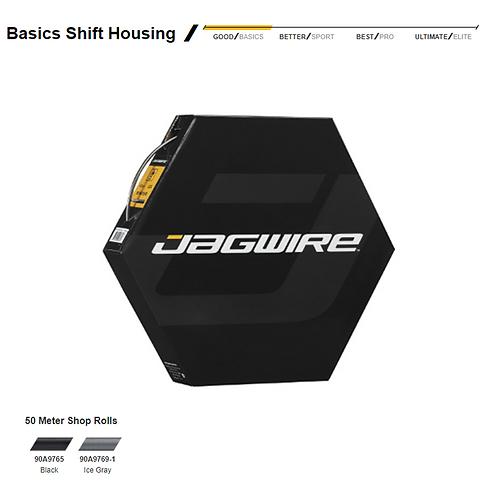 Jagwire Basics Shift Housing (Per Meter)