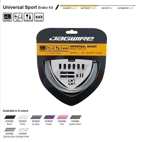 Jagwire Sport Brake Kit