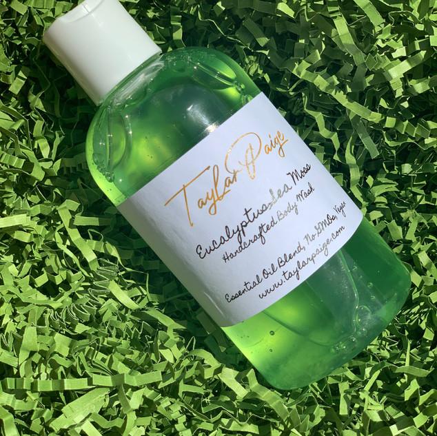 Eucalyptus Soap: 7.50