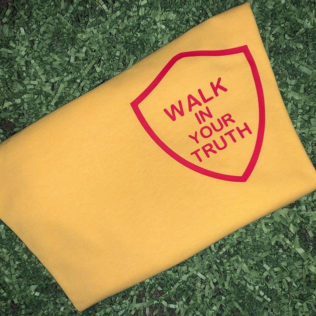 Walk In Your Faith - $15