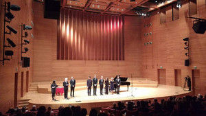 Chopin NIFC Piano Competition in Katowice, Poland 12/14/2016