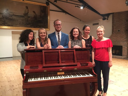 Piano Summer NIFC Masterclasses in Radziejowice, Poland 07/2017