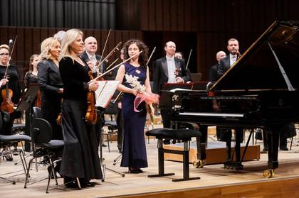 A. Rubinstein Philharmonic Hall in Lodz, Poland 02/17/2017