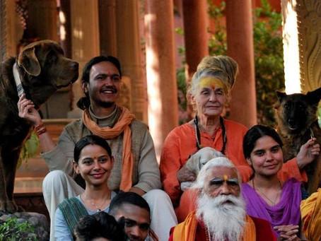 Workshop with Yogacharya Ganga Puri from Haridwar (North India) June 16–17, 2018