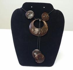 Coconut jewellery