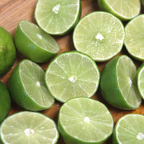 Lime juice is better when it's from real limes!