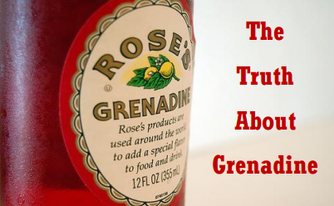 The Truth About Grenadine