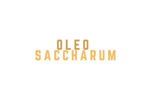 Oleo Saccharum