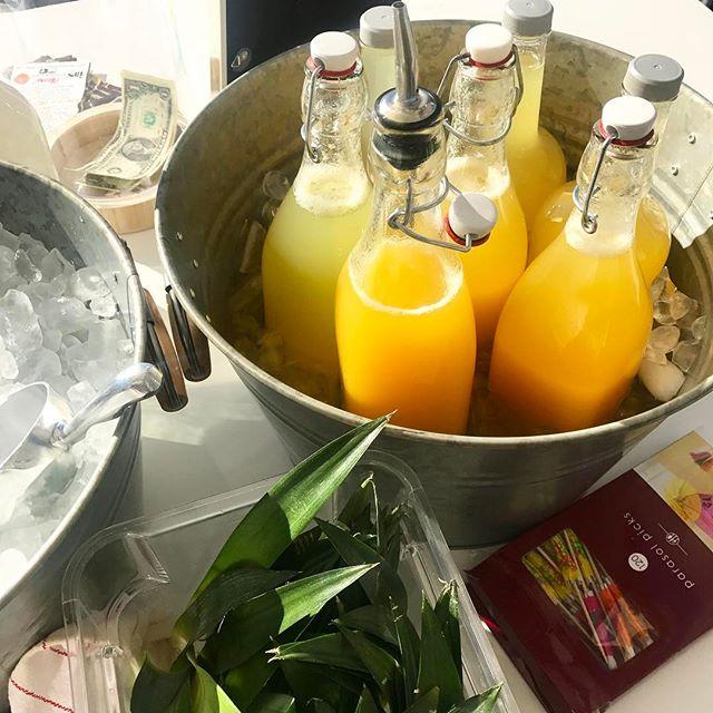 Fresh Pineapple Juice