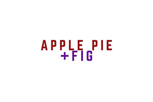 Apple Pie + Fig