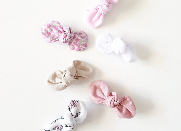 Bella Bow Collection Bow Clips