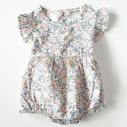 Toottoot Baby Flower Romper