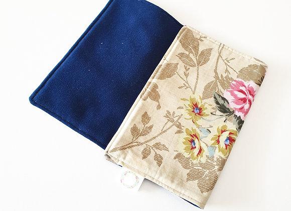 Walandella Designs Floral Burp Cloths